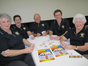Northern Rivers Euchre Club Committee